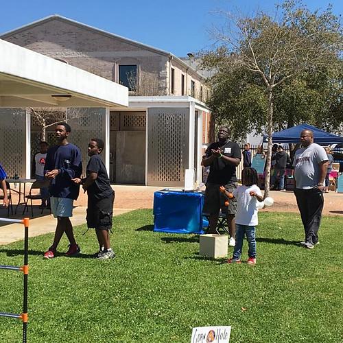 Single Parent Picnic Community Service