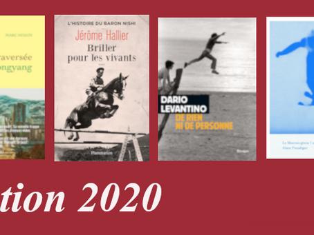 Question aux 6 nominé·es du Prix Jules Rimet 2020. Épisode 1