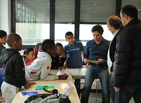 Les Ateliers Jules Rimet 2014 à l'Olympique Lyonnais