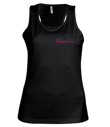 Beautcamp Racer Back Vest