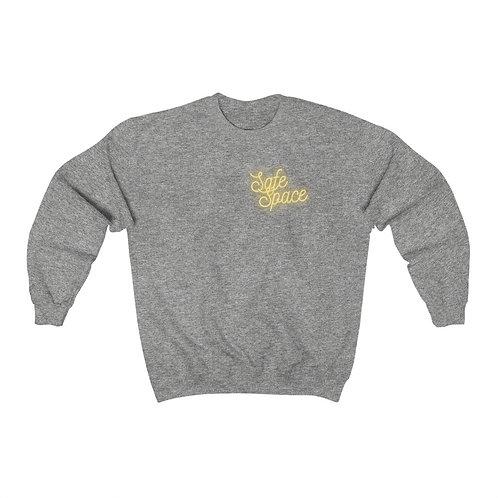Safe Space Crewneck Sweatshirt