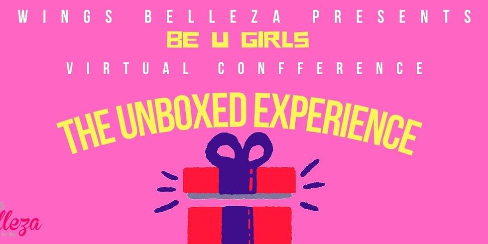 BE U GIRLS VIRTUAL CONFERENCE