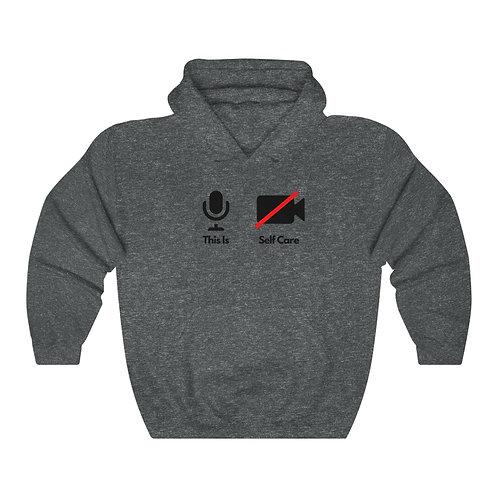 This Is Self-Care Hooded Sweatshirt