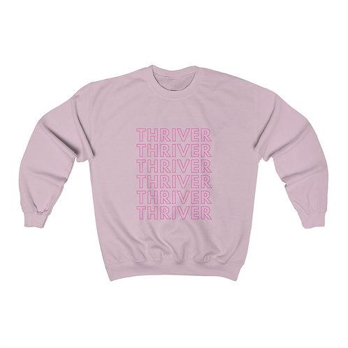 Thriver Crewneck Sweatshirt