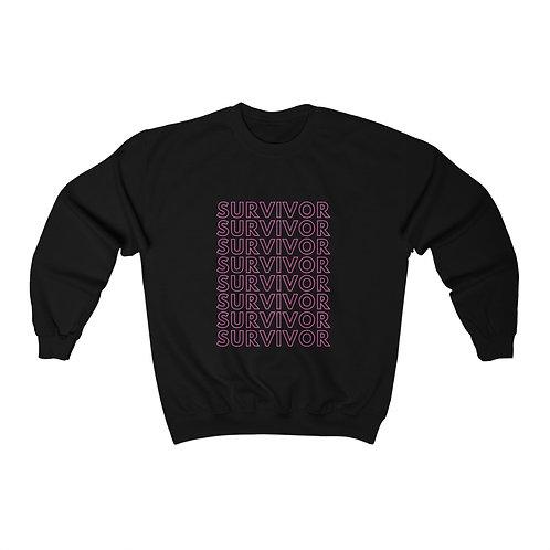 Survivor Crewneck Sweatshirt