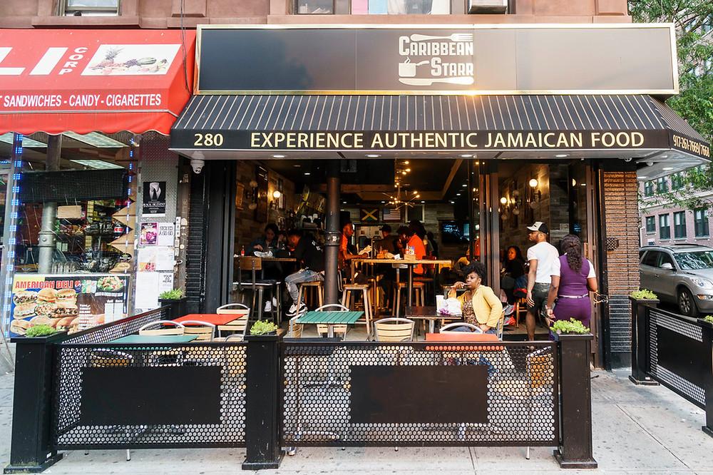Cafe Sidewalk Partitions