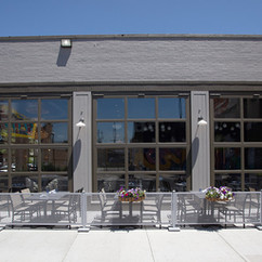 """""""I have been in the restaurant industry for 23 years and highly recommend this product to anyone looking for a simple and durable solution to sidewalk cafe barriers.""""- The Vig & The Whale"""