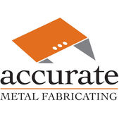 Accurate Metal Fabricating Logo
