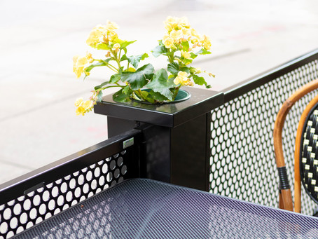 What's the Difference Between Circle and Square Top Planters?