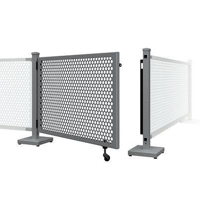 Gate Set- Corner & Straight Stands (Circle)