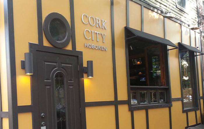 Cork City's front entrance