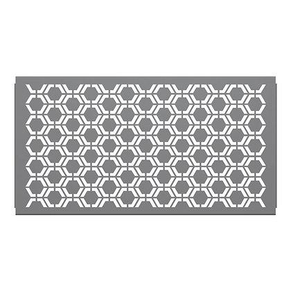 5' Partition Panel- Hex