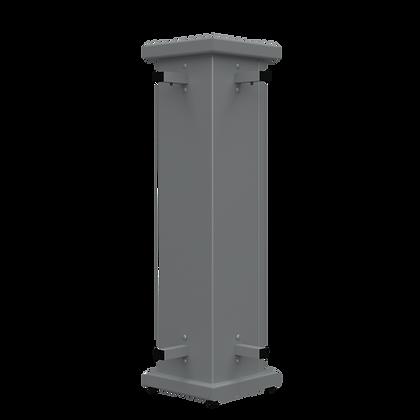 Corner Stand- Square Planter