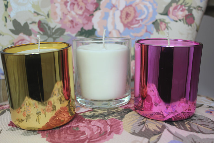 Clear Vogue Soy Wax Candle