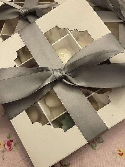 """""""Chocolate"""" Box of Wax Melts"""