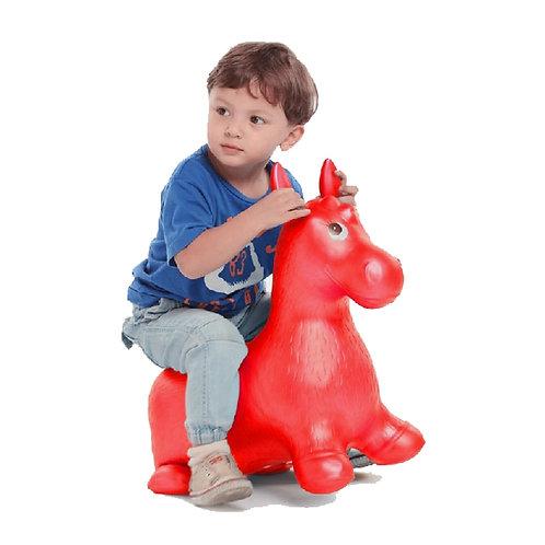 Inflatable Jumping Horse Bouncy Hopper - Educational Sensory Toys
