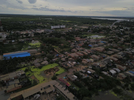 Se anunció habilitación de albergue temporal para damnificados por Iota en Parlermo, Magdalena