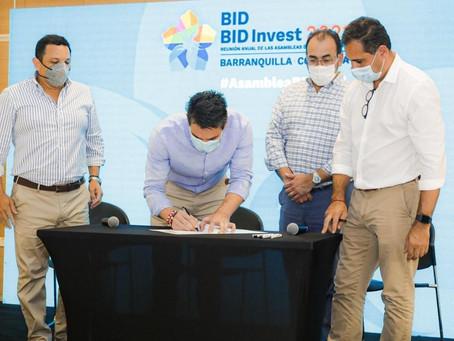 Retos BID: La acción conjunta en la reducción de la huella de carbono urbana en el país