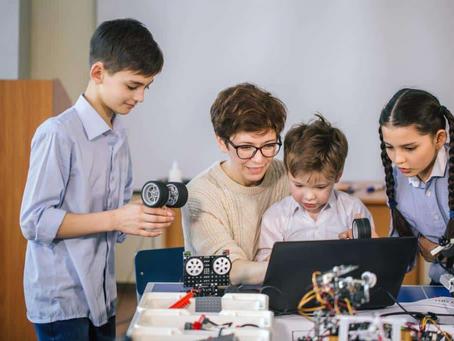 """El futuro tecnológico a disposición de los más pequeños, con """"Coding For Kids"""""""