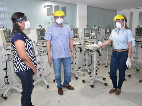 Termina oferta de Santa Marta para recibir pacientes COVID-19 de Bogotá