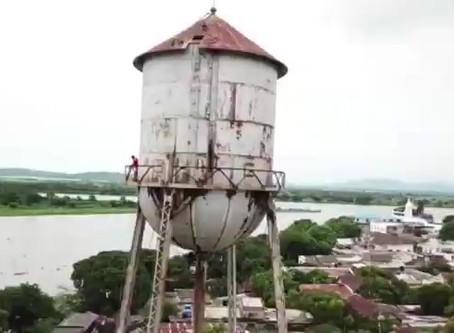 Vídeo| El icono del Viejo Puerto, en El Banco – Magdalena, se renueva