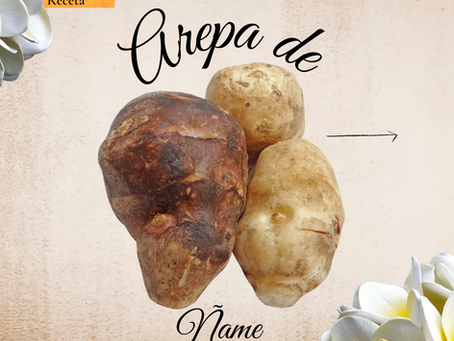 El secreto detrás de la arepa de ñame de Tere | Recetas Caribe