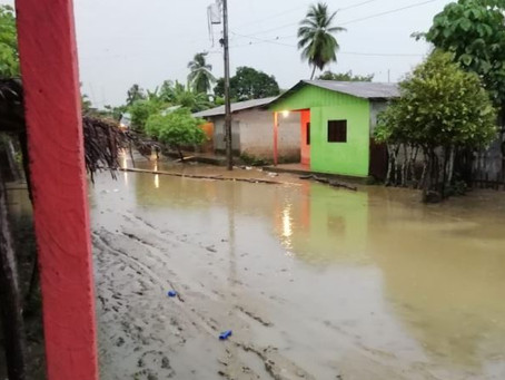 Sucre declara calamidad pública con la llegada de la temporada invernal