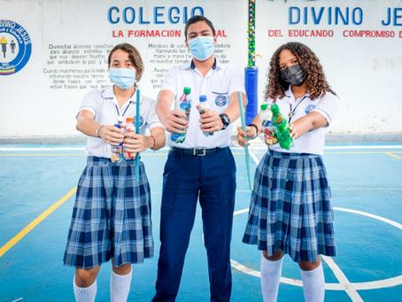 Hasta el 29 de octubre, participa en 'EcoBotellas por el Ambiente' en Santa Marta