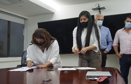 Air-e firma compromiso de calidad de energía en el Atlántico, Magdalena y La Guajira.