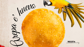 #RecetasCaribe: ¿Cómo hacer la Arepa e' Huevo?