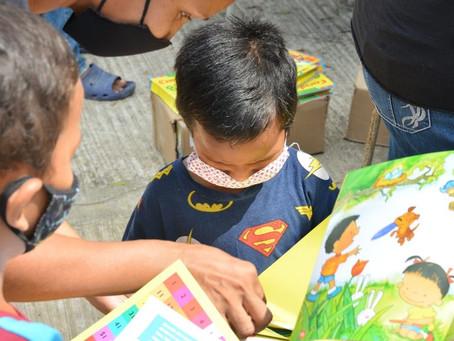 Así se adelantó la donatón de libros en la Cárcel La Vega, en Sincelejo