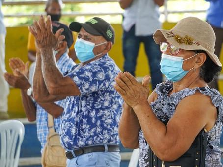 Se anunció inversión por 15 mil millones en pavimentación en La Mojana, Sucre