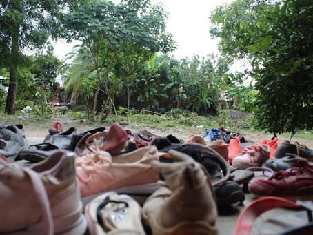 Inicia limpieza de arroyo que dejó damnificadas a 300 familias en Corozal - Sucre