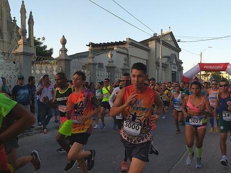 ¿15 kilómetros virtuales? te contamos cómo es la edición 50 de la carrera San Silvestre Barranquilla