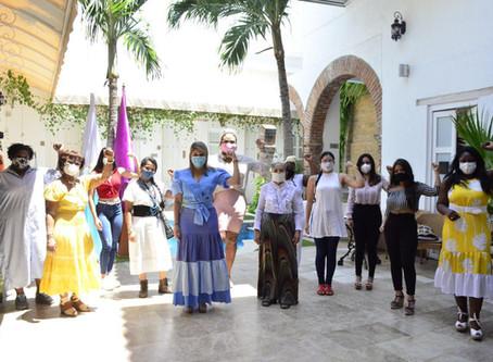 Es replanteado el rol de la mujer en la construcción de ciudad, en Santa Marta