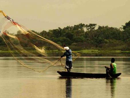 108 pescadores se formaron de cara al Río Magdalena