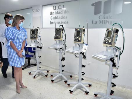 Santa Marta recibe a pacientes Covid-19 de Bogotá