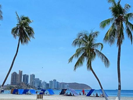 Santa Marta registró un balance positivo en turismo durante la Semana Santa