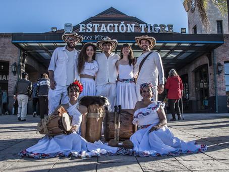 Ma Tambó, exploración y constante descubrimiento del Caribe colombiano en Argentina