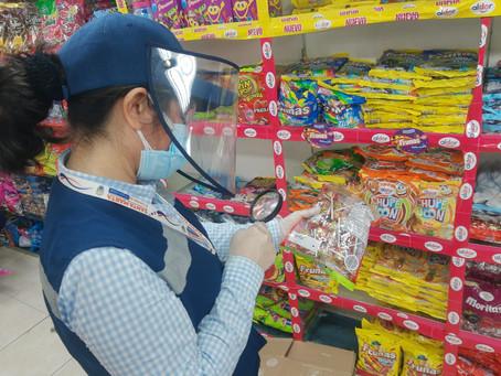 ¡Cuidado con el estado de los dulces en Halloween! En Santa Marta hayan en estado de vencimiento