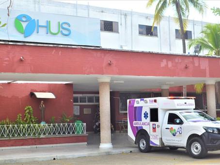 Sincelejo tiene nueva sala UCI en su Hospital Universitario