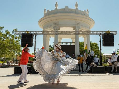 Ciénaga inaugura seis hectáreas para la cultura y la creatividad