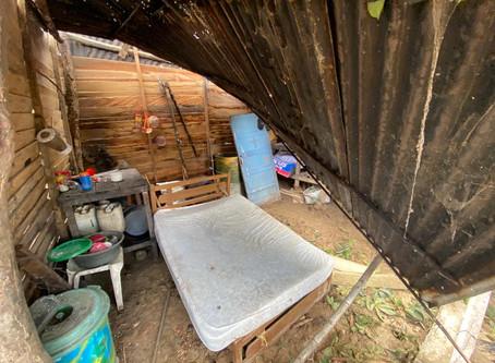 Gestión del Riesgo monitorea a familias damnificadas tras ola invernal en Sincelejo
