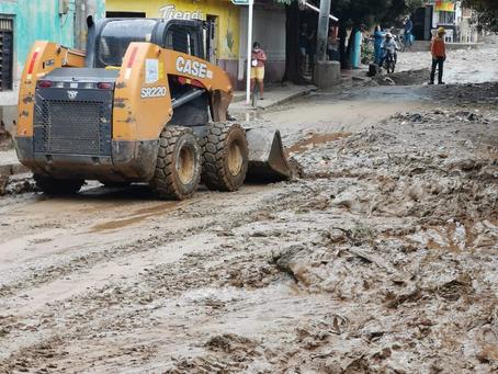Aguacero de más de 5 horas colapsa a Santa Marta y Taganga