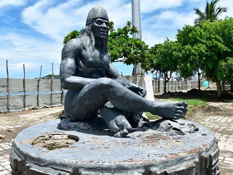 Con miras en la conservación del patrimonio, avanza la remodelación del Camellón, en Santa Marta