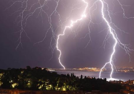 Manual instructivo para sobrevivir a una tormenta eléctrica