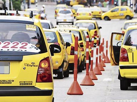 Hasta hoy se mantiene pico y placa para taxis, en Barranquilla