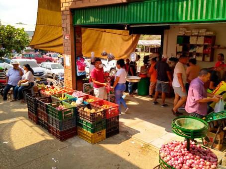 Inicia intervención en el 'Nuevo Mercado' de Sincelejo, tras ser punto crítico por el Covid-19