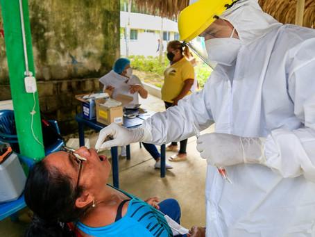 La Secretaría de Salud de Sincelejo alerta de contagio masivo de COVID -19 asintomatico