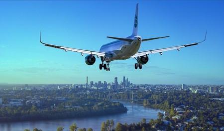 Alistan piloto para inicio de vuelos internacionales
